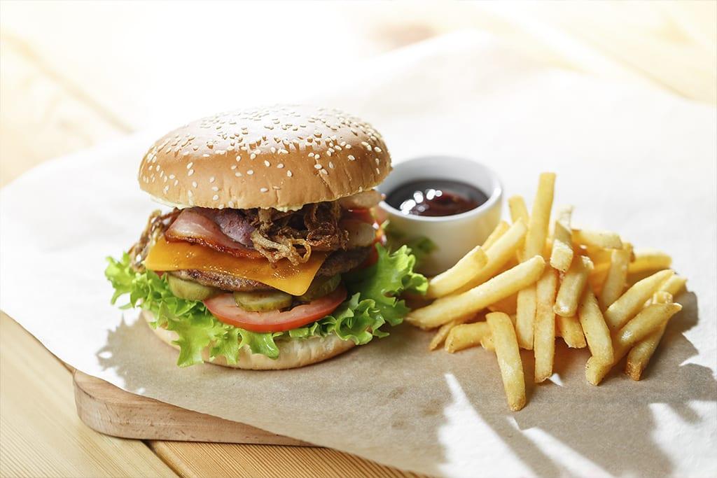 Burger Herning Born